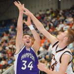 Drake powers Brewer to win over Hampden