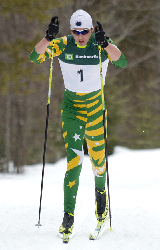 Pelletier leads Fort Kent girls to third straight 'C' ski title
