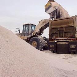 New Jersey's rock salt a little closer to leaving Maine