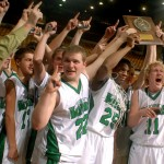 Woodland settles down, wins EM title