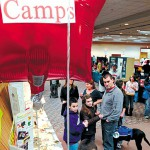 Southern Maine summer camp fair on March 17
