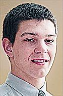 Tyler McFarland, sophomore, Camden Hills Regional High School. (Bangor Daily News/John Clarke Russ)