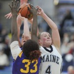 Holy Cross perseveres, earns victory over UMaine