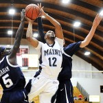 McLemore, Barnies, defense key Maine win