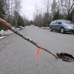 DOT, UMaine assess road maintenance