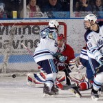 Maine forces third game in quarterfinal series