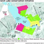 Ellsworth to double length of Branch Lake trail system