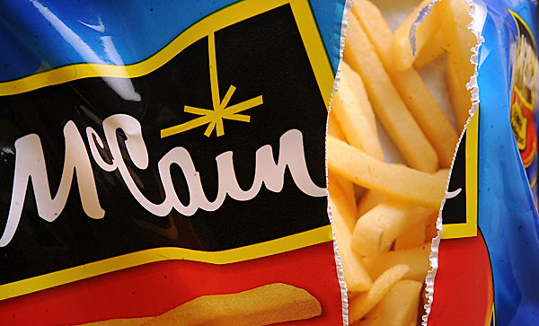 McCain Foods Ltd. will cut back potato purchases by 20-30% due to the dropping demand for french fries. BANGOR DAILY NEWS PHOTO BY GABOR DEGRE