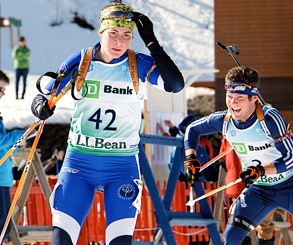 Shooting key in biathlon championships