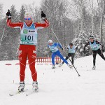 New England teams take gold in three of six races