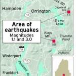 Small earthquake shakes Blue Hill peninsula