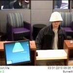 Newport bank robbery suspect caught