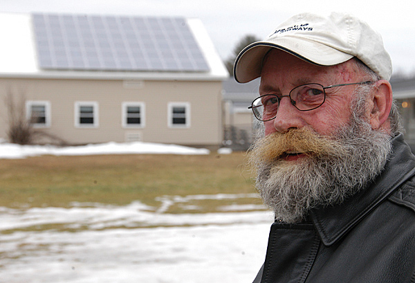 Dexter couple works with town on energy