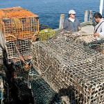 Fishermen recover 'ghost gear' off Stonington