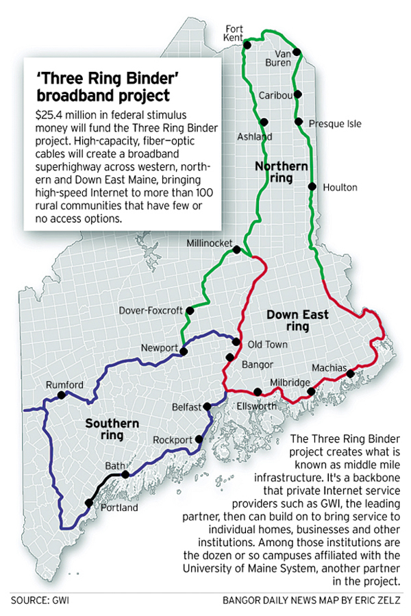 Ending isolation: Mainers should take advantage of new, high-speed Internet expansion