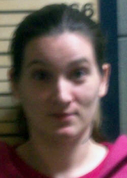 Jessica Gagnon. (Photo courtesy of Knox County Jail) (accused of kidnapping and beating)