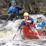 Paddlers prep for Kenduskeag; Owen, Woodard win Souadabscook