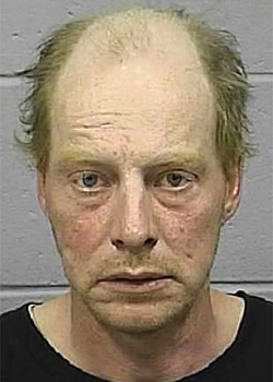Christopher Good.  (Photo courtesy of Penobscot County Jail) Mug goes with DAVESKNIFE story by Ricker.