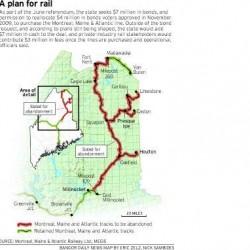 $10.5M repair of 233 miles of state rail tracks set to start