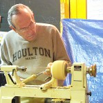 Limestone 13-year-old carves a name for herself