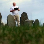 Founder of Dead Poets Society visits bards' graves