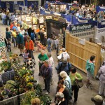 Folks flock to Bangor's Garden Show