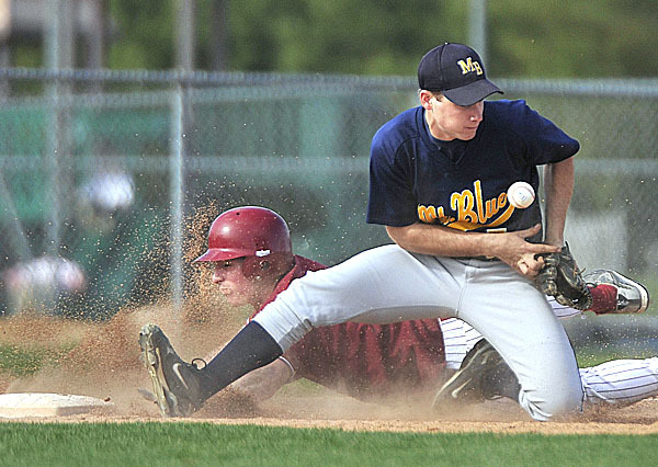 Hits by Morris, Lyshon lead Bangor to win