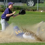 Junior pitcher Locke shuts down Bucksport