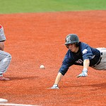 UMaine splits Saturday doubleheader