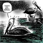 Oil Mess