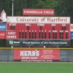 UMaine baseball at Hartford, Fiondella Field, West Hartford, Conn.