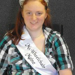 Former Turner resident fourth in Ms. Wheelchair America contest