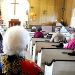 Little church seeks to grow a bit to stay afloat