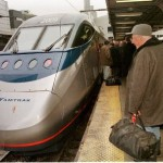 Amtrak to test trains at 165 mph in Northeast