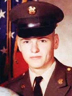 Richard Clair Dority Sergeant 329TH TRANS CO, 159TH TRANS BN, 5TH TRANS CMD, ARMY SPT CMD QUI NHON, 1 LOG CMD Army of the United States 27 January 1952 - 04 November 1971 Dover-Foxcroft, Maine (Courtesy of virtualwall.org)