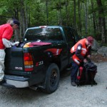 Rescued hiker not liable for search costs