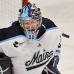 Dunham enjoys Olympic hockey