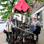 Artists and inventors sought for Belfast Eco-Motion event