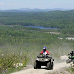 ATV riders urged to avoid mud