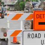 Brewer road projects to cause delays