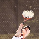 Lewiston boys, girls claim Class A regional tennis titles