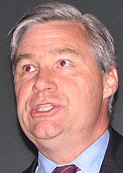 Sheldon Whitehouse, Democratic U.S. Senator from Rhode Island. BANGOR DAILY NEWS PHOTO BY BILL TROTTER