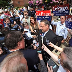 Did Paul LePage work a 'Waterville Miracle'?