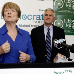 Libby Mitchell retiring from politics