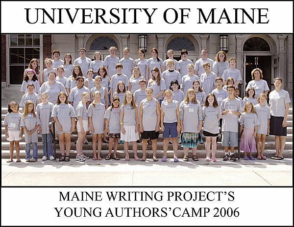 Jean Plummer founded the Maine Writing Project in the College of Education and Human Development at the Uni-versity of Maine in Orono, and she spends her summers enjoying the fruits of her labors as Maine children sign up for Young Authors? Camp. PHOTO CREDIT: Photo courtesy of Jean Plummer. (Joni Averill's column for June 18)