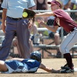 Kayla Merrill pitches Telstar past Dexter in state 'C' softball final