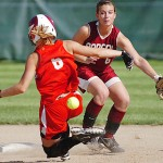 Morse one-hitter carries Cony past South Portland for Class A softball title