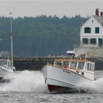 'A family reunion with NASCAR and tractor pulling:' lobster boat racing season begins