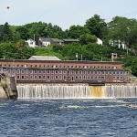 Penobscot River dam removal, fish restoration project approved