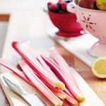 Readers send recipes for variation on smooth, sweet rhubarb pie